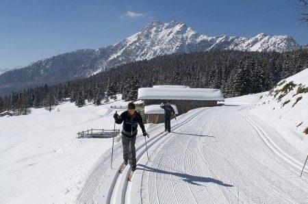Free cross-country skiing BB 6 NIGHTS