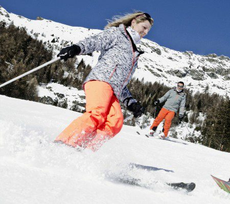 FREE SKIING IN CERVINIA BB