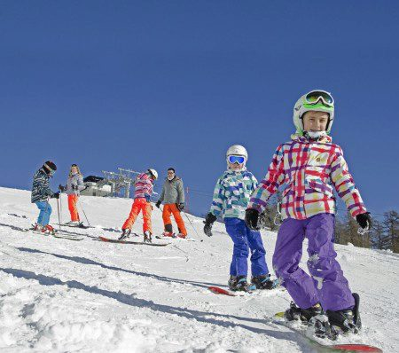 FREE SKIING IN CERVINIA HB